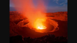 Iskra Travel Tours - Masaya Volcano